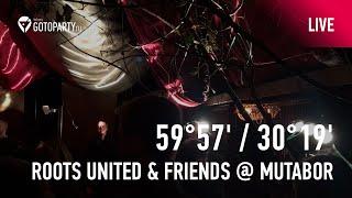 Roots United, Test FM, «Клуб» @ Mutabor (live aftermovie)