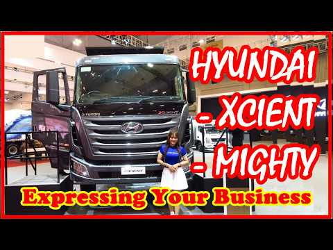 HYUNDAI TRUCK SERIES | EXPRESSING YOUR BUSINESS | GIIAS 2017