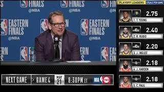Nick Nurse postgame reaction | Raptors vs Bucks Game 3 | 2019 NBA Playoffs