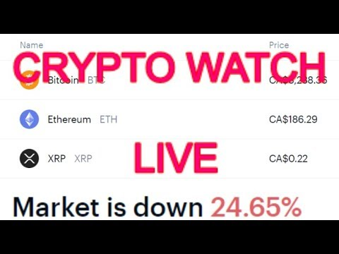 Watch crypto trading live