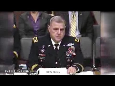 Bombshell 'Army Readiness is at 30% 'U.S. Army Chief of Staff