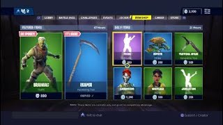 *NEW* FORTNITE HARVESTING TOOL REAPER 800 vbucks