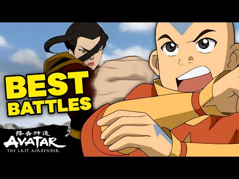 Best Battles In Avatar: The Last Airbender - Part 3! 💥| Avatar