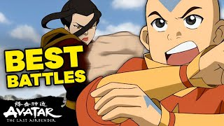 Best Battles Part 3! 💥 Avatar: The Last Airbender | NickRewind