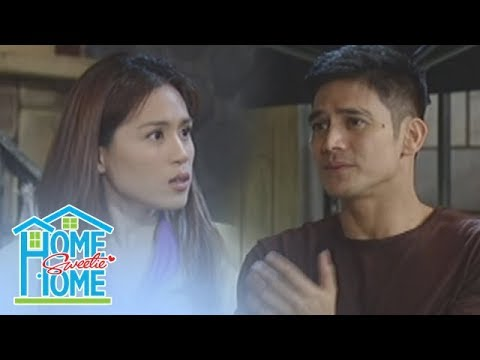 Home Sweetie Home: JP tells Julie about Gigi buying condoms