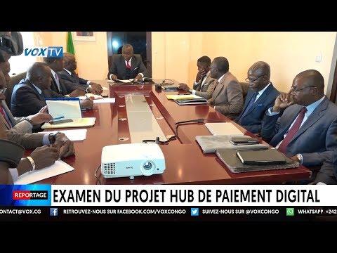 Examen du projet HUB de paiement digital