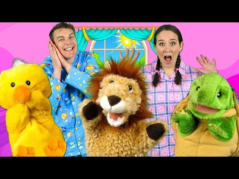 Ten in the Bed - Nursery Rhymes & Kids Songs