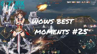 Download Video World of Warships Best Moments #25 Le Terrible Edition MP3 3GP MP4