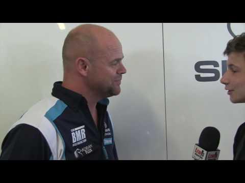 WARREN SCOTT - SUBARU TeamBMR - BTCC SNETTERTON 2016