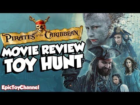 PIRATES OF THE CARIBBEAN Dead Men Tell No Tales SURPRISE TOYS & Disneyland Pirates Caribbean Ride