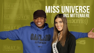 Miss Universe: Iris Mittenaere Interview on Sway in the Morning
