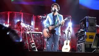 Arijit Singh Live Leicester Agar Tum Saath Ho