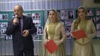 Авар театр юбилей 80 лет