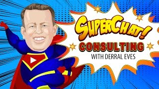 🔴 LIVE: SuperChat YouTube Consulting with Derral Eves