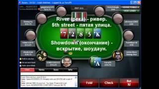 Терминология и правила игры в покер  Как играть в покер и как понять профессионалов покера