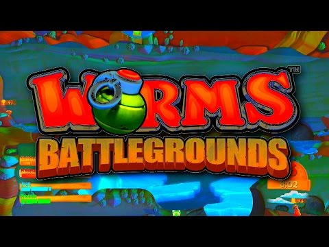 WORMS BATTLEGROUNDS #1 with The Sidemen