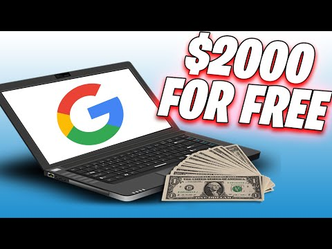EARN $2000 FOR FREE Using Secret GOOGLE TRICK [Make Money Online]