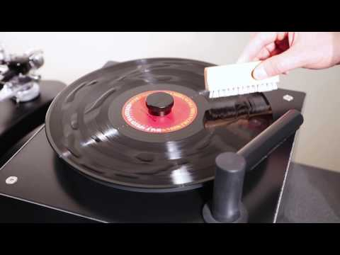 How to Use the Okki Nokki Record Cleaning Machine MKII