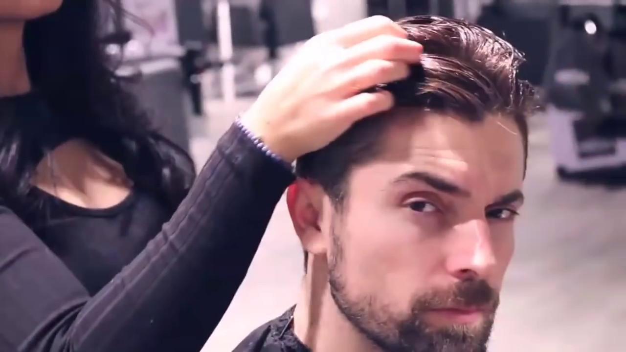 Best Party Hairstyle Kochi Faraj Hot Hair Dresser For Modern Men Under Cut