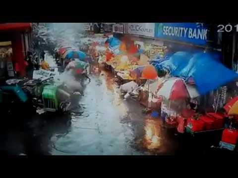 August 14, 2016 Quiapo Manila Tornado