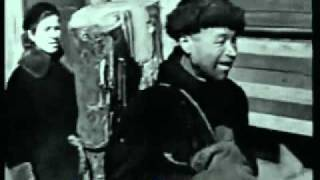 Ленинград во время блокады - часть 1