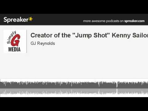 """Creator of the """"Jump Shot"""" Kenny Sailors (made with Spreaker)"""
