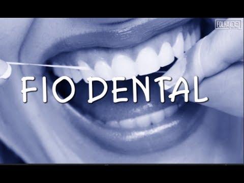 0de2400cd  Especial Saúde  Especialista mostra a maneira correta de usar o fio dental