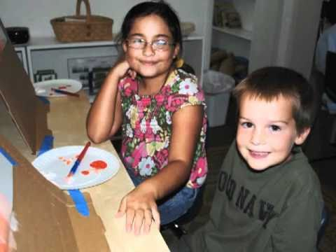 Art Pictures from Atala Montessori School for Creative Expression