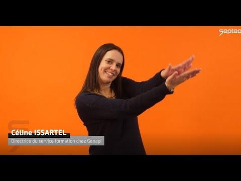 Grandir ensemble ! Céline Issartel, Directrice du Pôle Formation chez Genapi