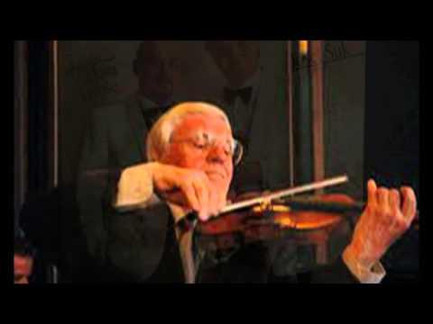 Indiánská píseň lásky - housle Josef Suk