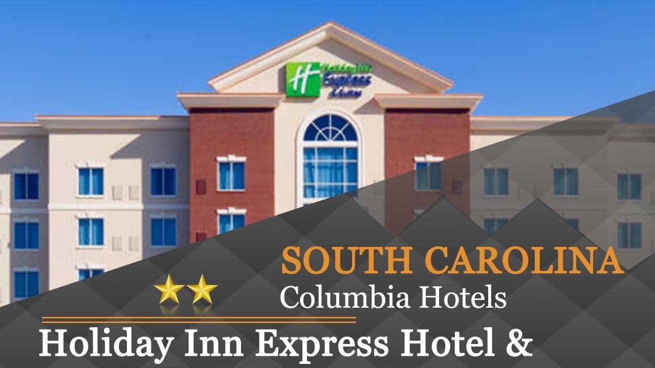 Holiday Inn Express Hotel Suites Columbia Fort Jackson Hotels South Carolina