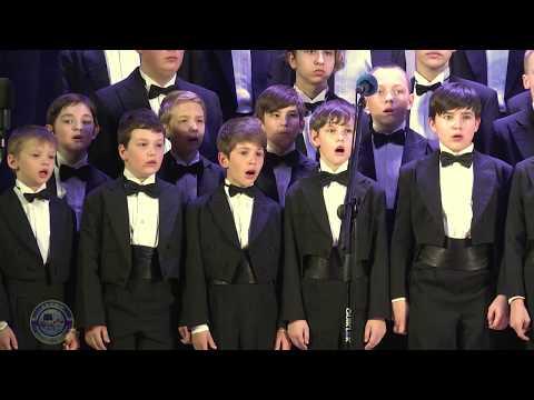 Муслим Магомаев - Синяя вечность - Moscow Boys' Choir DEBUT