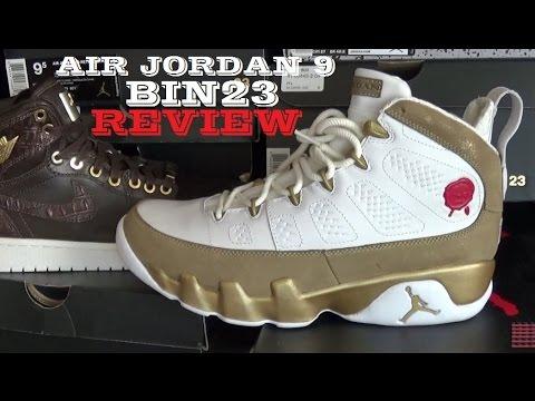 info for 74f4b e8e43 Air Jordan 9 Bin23 Sneaker Detailed Review With Pinnacle 1 Shoes