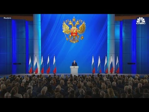 Russia's Government Resigns As Putin Moves To Change The ...