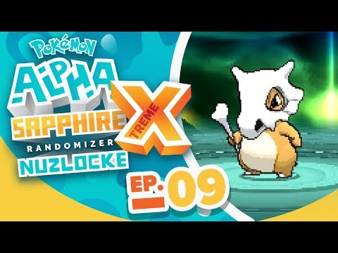 THE WORST EVOLUTION EVER! - Pokémon Alpha Sapphire Extreme Randomizer Nuzlocke w/ Supra! Episode #09