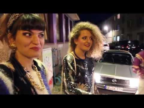 Blitzgeschichten - 80ies Kneipenshooting