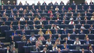 LIVE Now | Juncker, Barnier address EP on Brexit, MEPs vote on Article 50 extension | #NoBrexitDeal