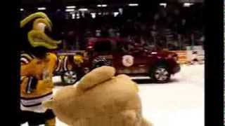 Sarnia Sting 2013 Teddy Bear Toss