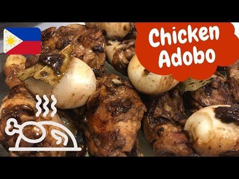 CHICKEN ADOBO RECIPE!!!