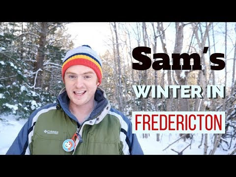 Winter in Canada Vlog | Visiting Family in Fredericton