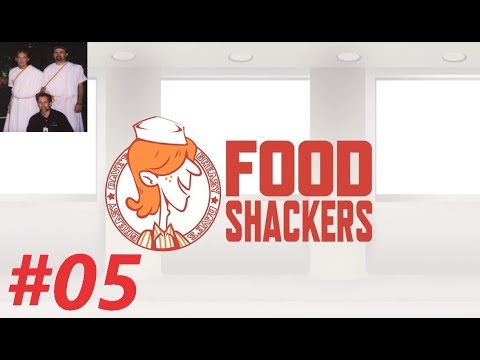 CSD2 Chef For Hire - Food Shackers #5