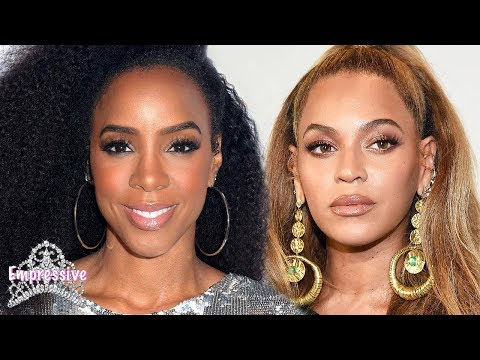 Kelly Rowland feels like she&39;s second best to Beyonce  But why Kelly?