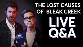 BLEAK CREEK Q+A LIVE w/ RHETT & LINK
