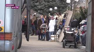 Αδειάζει το ξενοδοχείο των Μουριών από πρόσφυγες - Eidisis.gr webTV