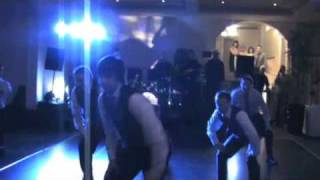 Surprise Thriller Wedding Dance