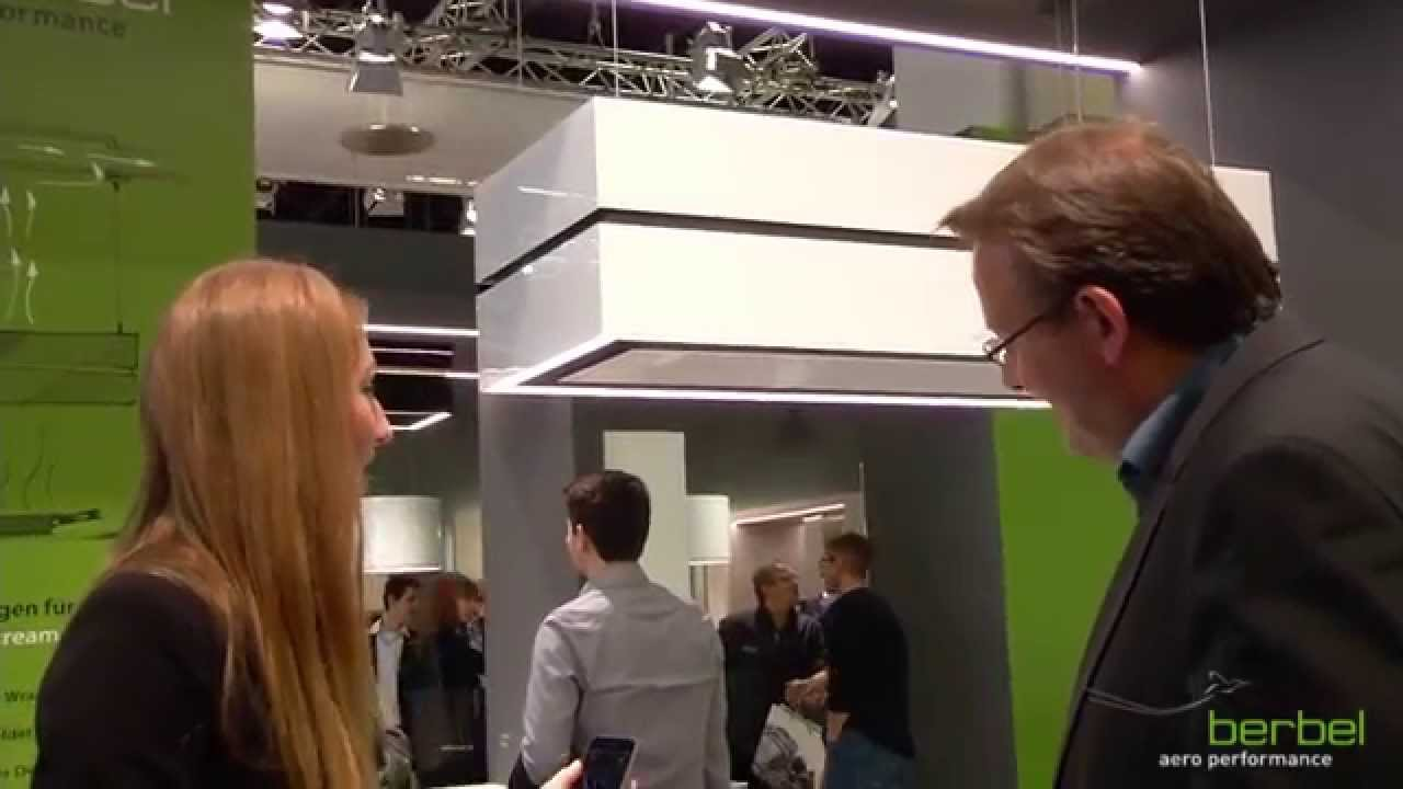 berbel auf der livingkitchen 2015 youtube. Black Bedroom Furniture Sets. Home Design Ideas