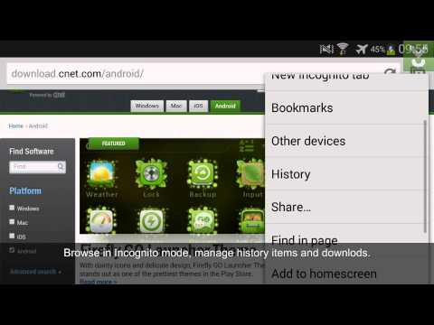 Chrome for Android - Browse the Web with Google Chrome - Download Video Previews