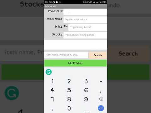 List Esc Mobile Counter Android Application