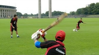 Zunehmend beliebt: Cricket in Deutschland