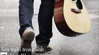 Suy nghĩ trong anh - Guitar tab[Hướng dẫn Guitar]
